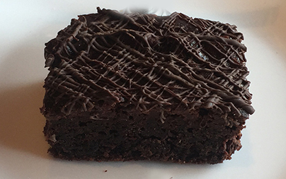 Black Bean Brownies, Gluten Free